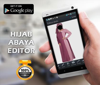 Hijab Style 2016 Abaya screenshot 1