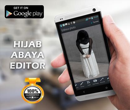 Hijab Style 2016 Abaya screenshot 2
