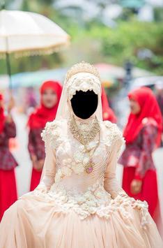 Hijab Fashion Style Wedding apk screenshot
