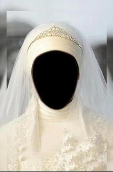 Hijab Fashion Style Wedding poster
