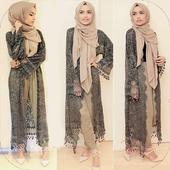 Hijab Fashion Style Ideas icon