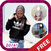 Hijab style 2018 Jeans icon