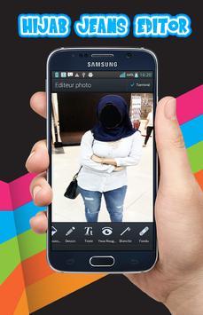 Hijab style 2018 Jeans screenshot 2