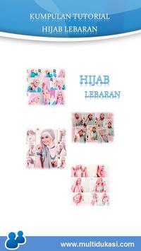 Tutorial Hijab Lebaran poster