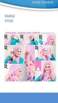 Tutorial Hijab Lebaran apk screenshot