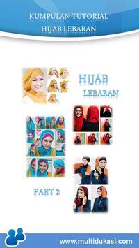 Tutorial Hijab Lebaran 2 poster