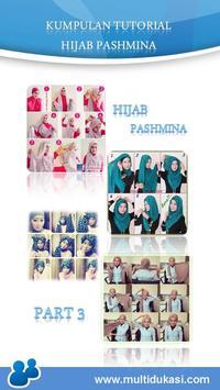 Tutorial Hijab Pashmina 3 poster