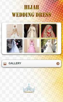 Best Hijab Wedding Dress apk screenshot