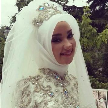 Hijab Wedding Design 2018 screenshot 1