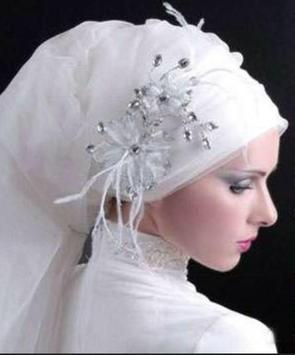 Hijab Wedding Design 2018 screenshot 4