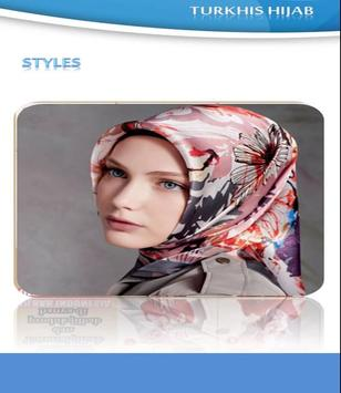 Hijab Turkhis apk screenshot