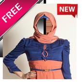 Hijab Fashion Style TURKISH icon