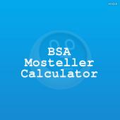 BSA Calci - Mosteller Formula icon