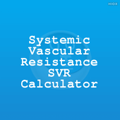 SVR Calculator icon
