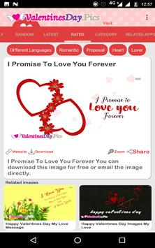Happy Valentine's Day Images, Wallpapers, Cards screenshot 3