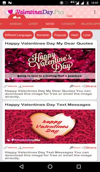 Happy Valentine's Day Images, Wallpapers, Cards screenshot 4