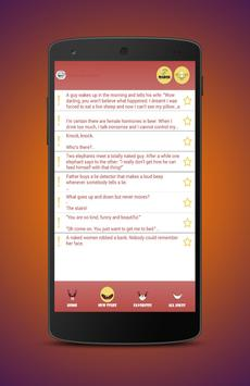 Hilarious Jokes apk screenshot