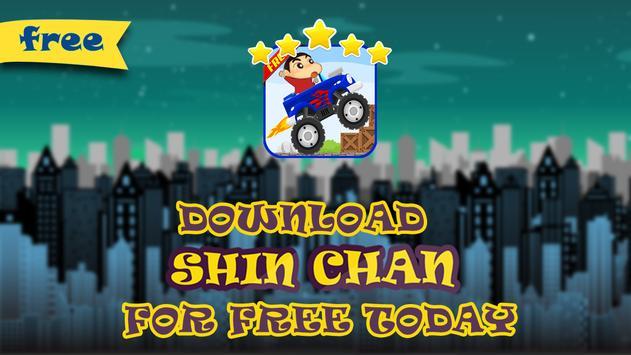 Shin Racing Car Chan 2 apk screenshot