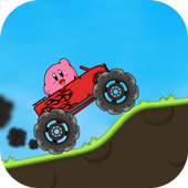 Hill Climb Kirby Racing icon