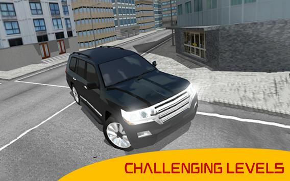 Land Cruiser Race : Real Offroad Rally Driving Sim screenshot 2