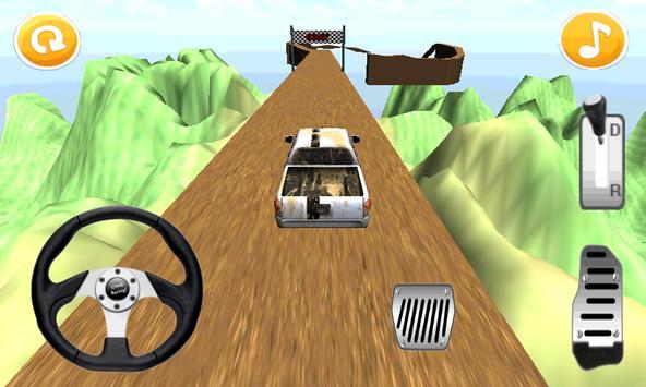 Mountain Climb Racing : 4x4 screenshot 14
