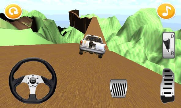 Mountain Climb Racing : 4x4 screenshot 15