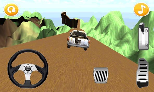 Mountain Climb Racing : 4x4 screenshot 5