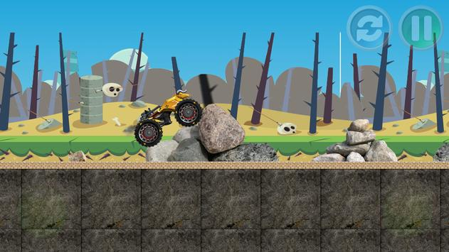 hill climb racing cars screenshot 3