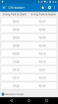 Transit Tracker screenshot 3