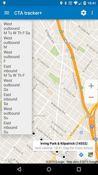 Transit Tracker - CTA apk screenshot