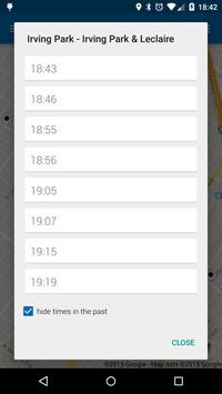 Transit Tracker screenshot 5