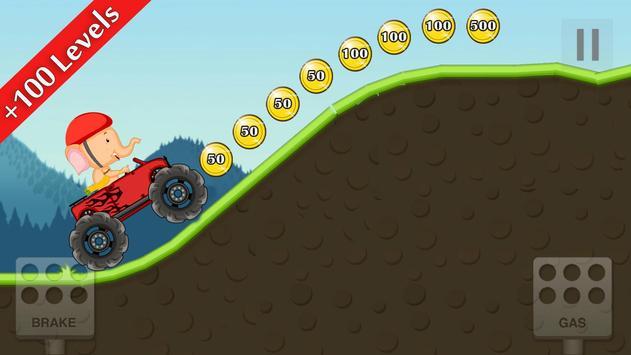 Hill Climb Ganesh Racing apk screenshot