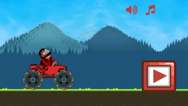 Hill Climb Motu Patlu Racing screenshot 3