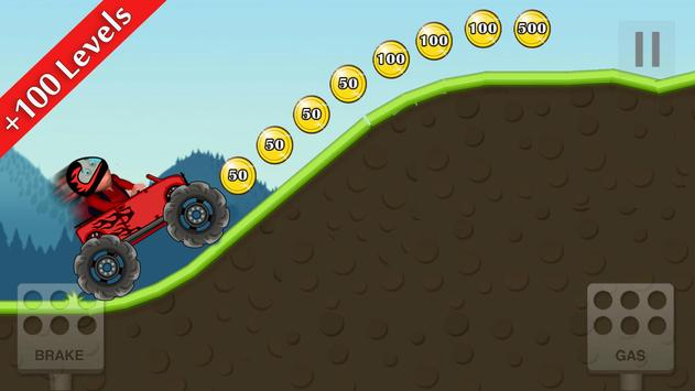 Hill Climb Motu Patlu Racing screenshot 2