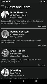 Hillsong Conference London screenshot 2