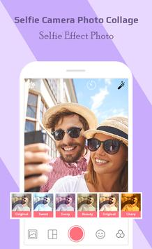 Selfie Camera Photo Collage Photo Editor apk screenshot