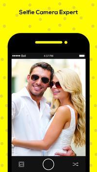 Selfie Camera Expert poster