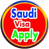 Saudi Visa Apply and Check icon