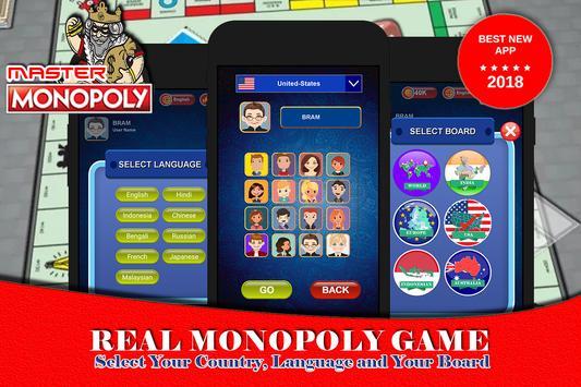 Master Monopoly screenshot 3