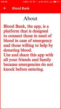 Blood Bank screenshot 6