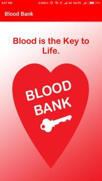 Blood Bank poster
