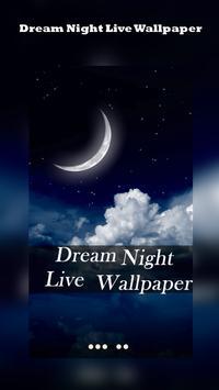 DreamNightLiveWallpaper poster