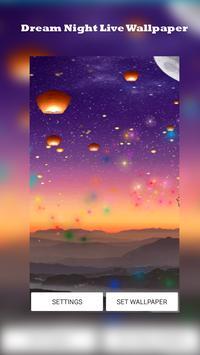 DreamNightLiveWallpaper screenshot 2