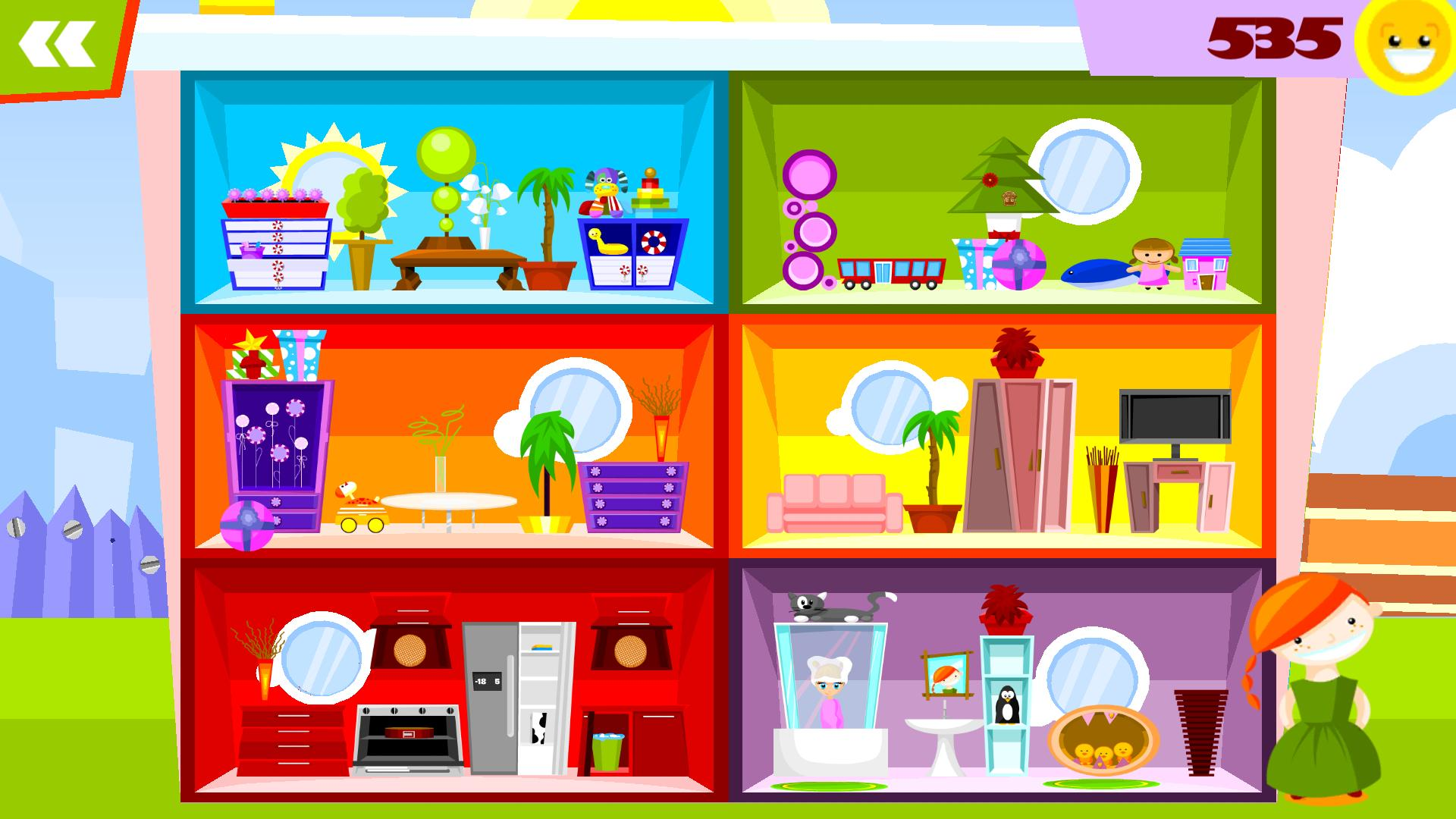 My Doll House Decorating Games for Android - APK Download