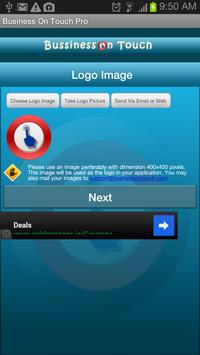 Business On Touch Pro apk screenshot
