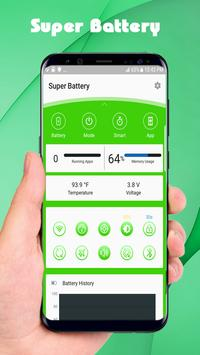 Super Battery Saver - Fast Charger screenshot 4