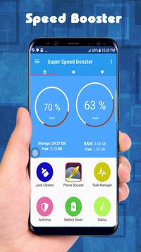 Super Speed Booster poster