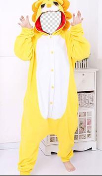 Animal Costume Photo Editor screenshot 3