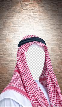 Arab Fashion Photo Editor poster