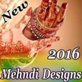 Mehndi Designs Beautiful 2016 icon
